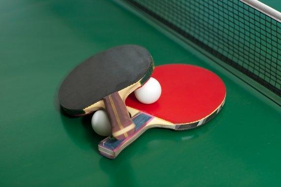 TABLE TENNIS: Taunton premiership games prove so tight