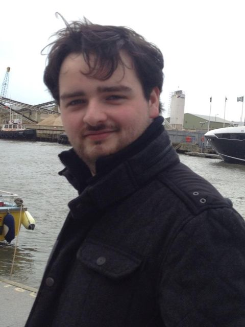 Mark, aged 21, was from a close family who live in and around Falmouth.