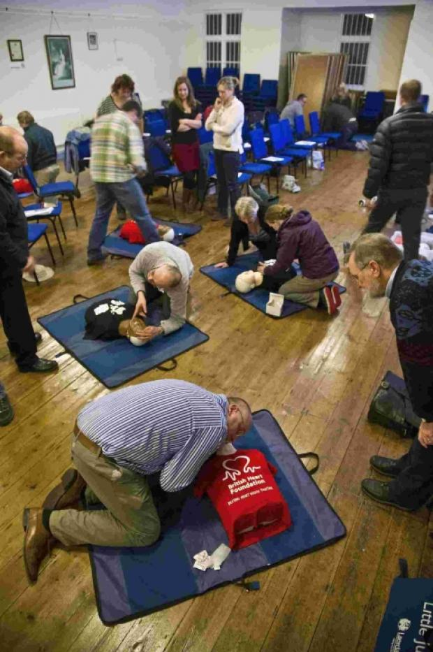 This is The West Country: Lifesaving volunteers show Helston has heart