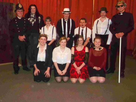 From dairy to drama for Helston young farmers