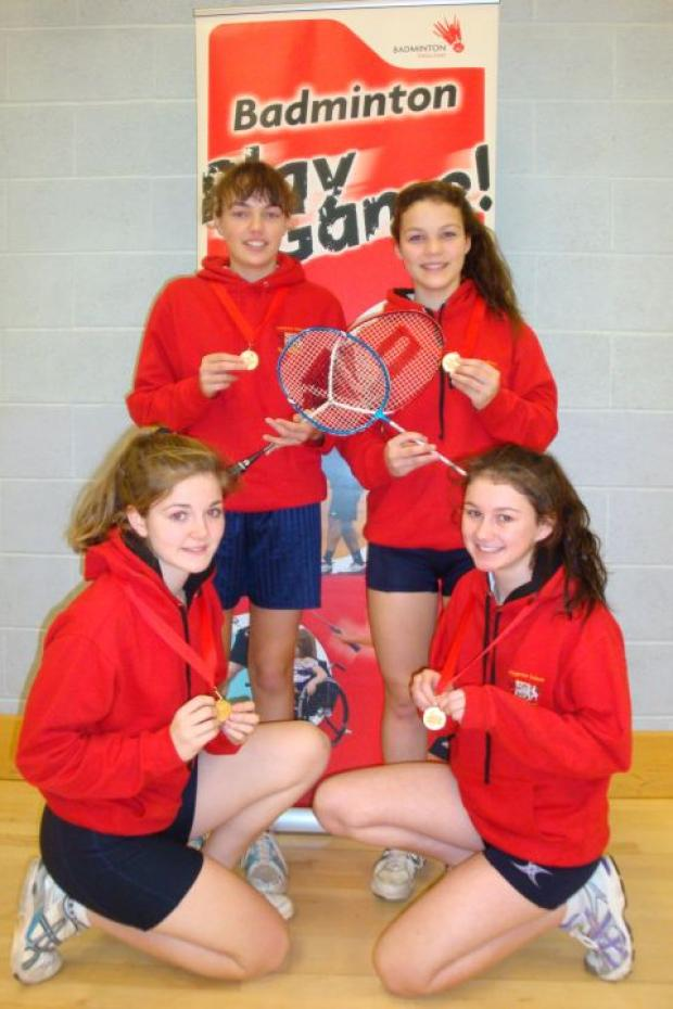 Haygrove School girls progress to Regional Netball Championships