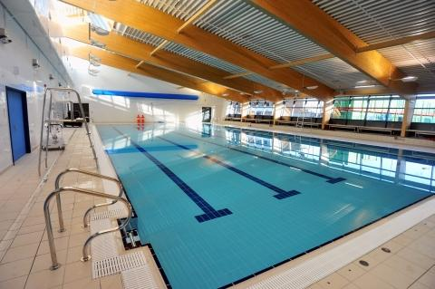 Bridgwater swimming pool opening just a week away!