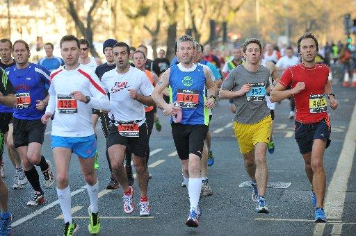 Organisers hope for record entries at Taunton Marathon