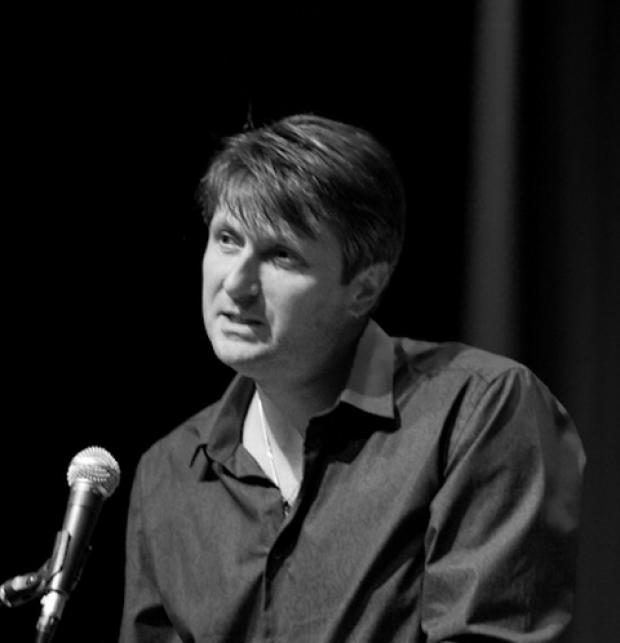 Poet Simon Armitage. PHOTO: Chris Boland / www.distantcloud.co.uk