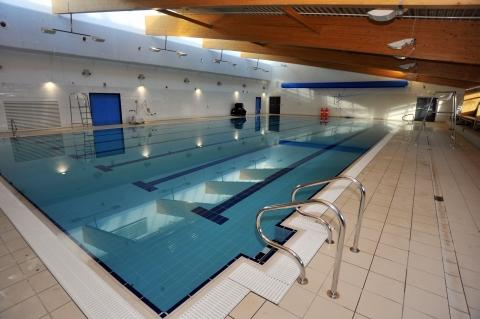 Three days until Bridgwater's new pool opens