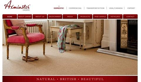 Hundreds to lose jobs as Axminster Carpets enters administration