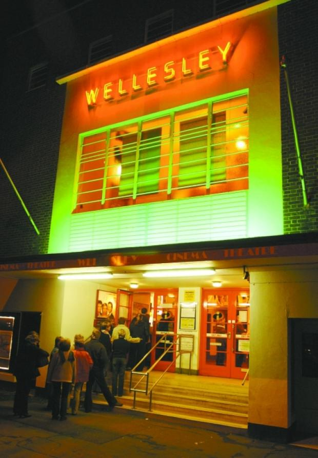 The Wellesley on Mantle Street.