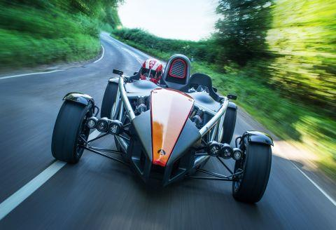 Ariel Atom backs Somerset!