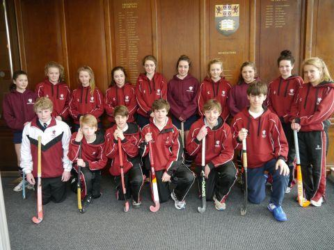 Wellington School hockey stars to represent Somerset
