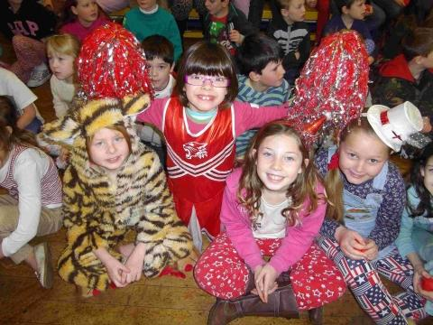 Red Nose Day fun-draising in Helston and the Lizard: GALLERY