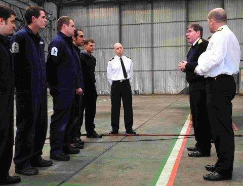 Former Culdrose pilot to become First Sea Lord