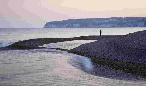 This is The West Country: Closing in on Seaton Jurassic