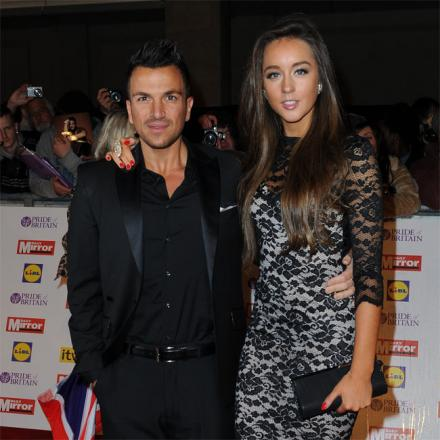 Peter Andre announces engagement to Taunton's Emily MacDonagh