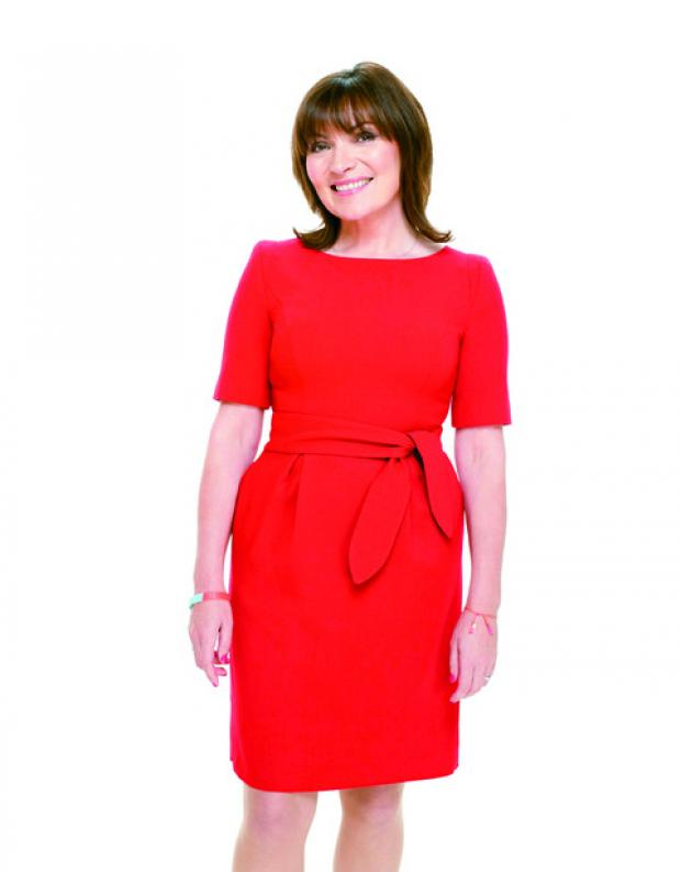 This is The West Country: Lorraine Kelly.