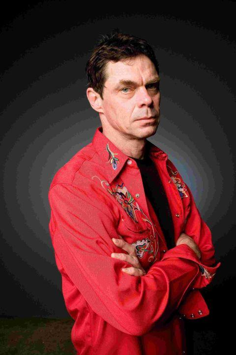 This is The West Country: GRUMPY: US comedian Rich Hall