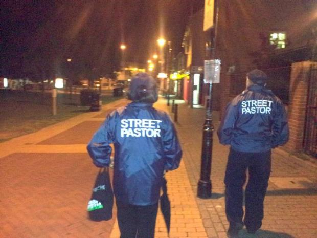 Taunton Street Pastors win Queen's Award for Voluntary Service