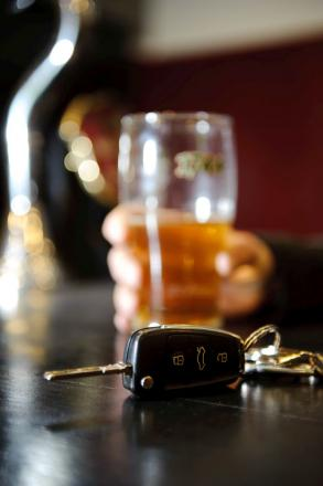 Drink-drive passengers 'shy', THINK! campaign finds