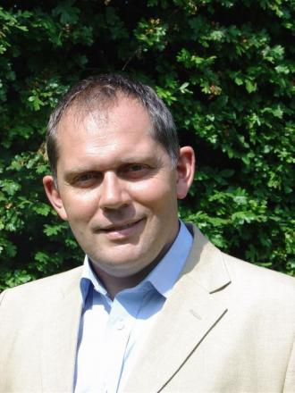 DEPUTY leader of Taunton Deane Council, Mark Edwards.