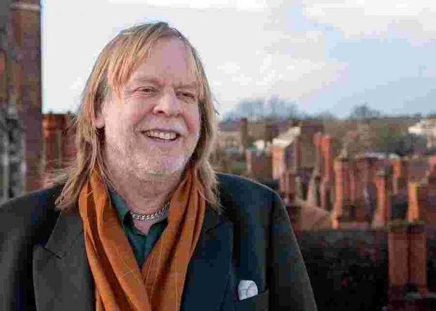 Rick Wakeman to perform at Queen's College festival, Taunton