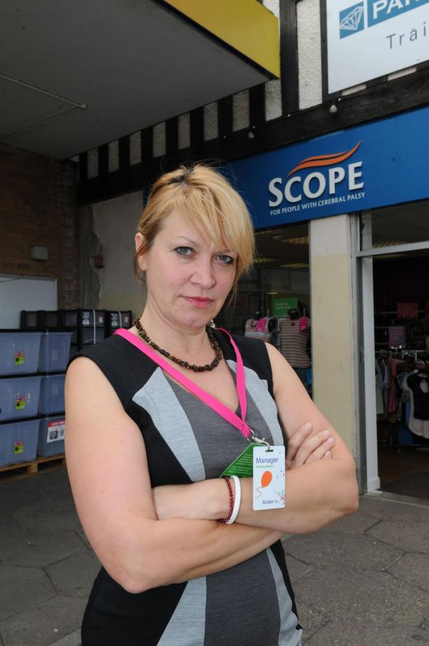 This is The West Country: Charity shop manager 'angry' after spate of shoplifting