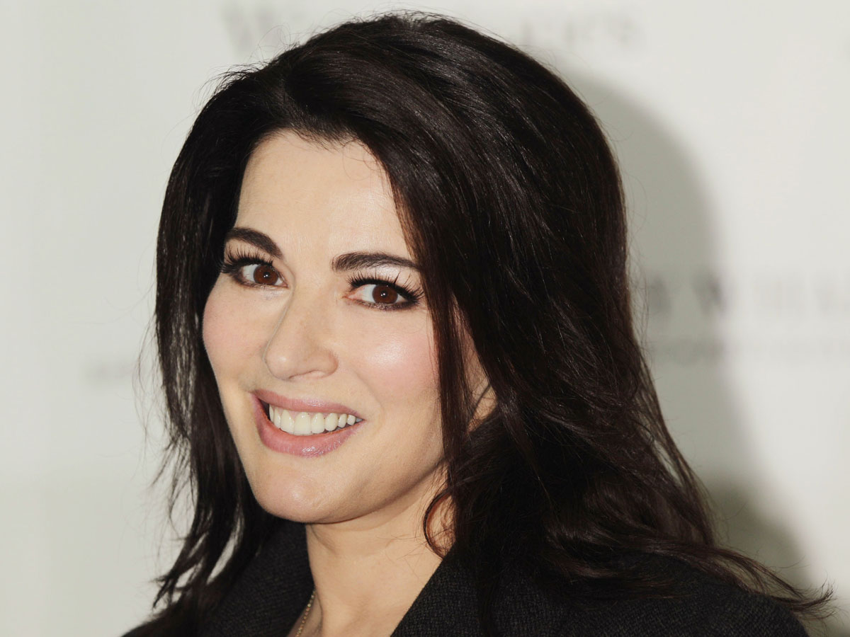 This is The West Country: Nigella pictures have performed a giant service for her and bullied women everywhere
