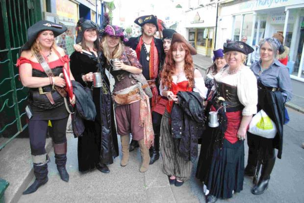 Falmouth Sea Shanty Festival set to be biggest yet