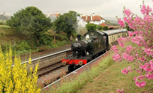 This is The West Country: West Somerset Railway