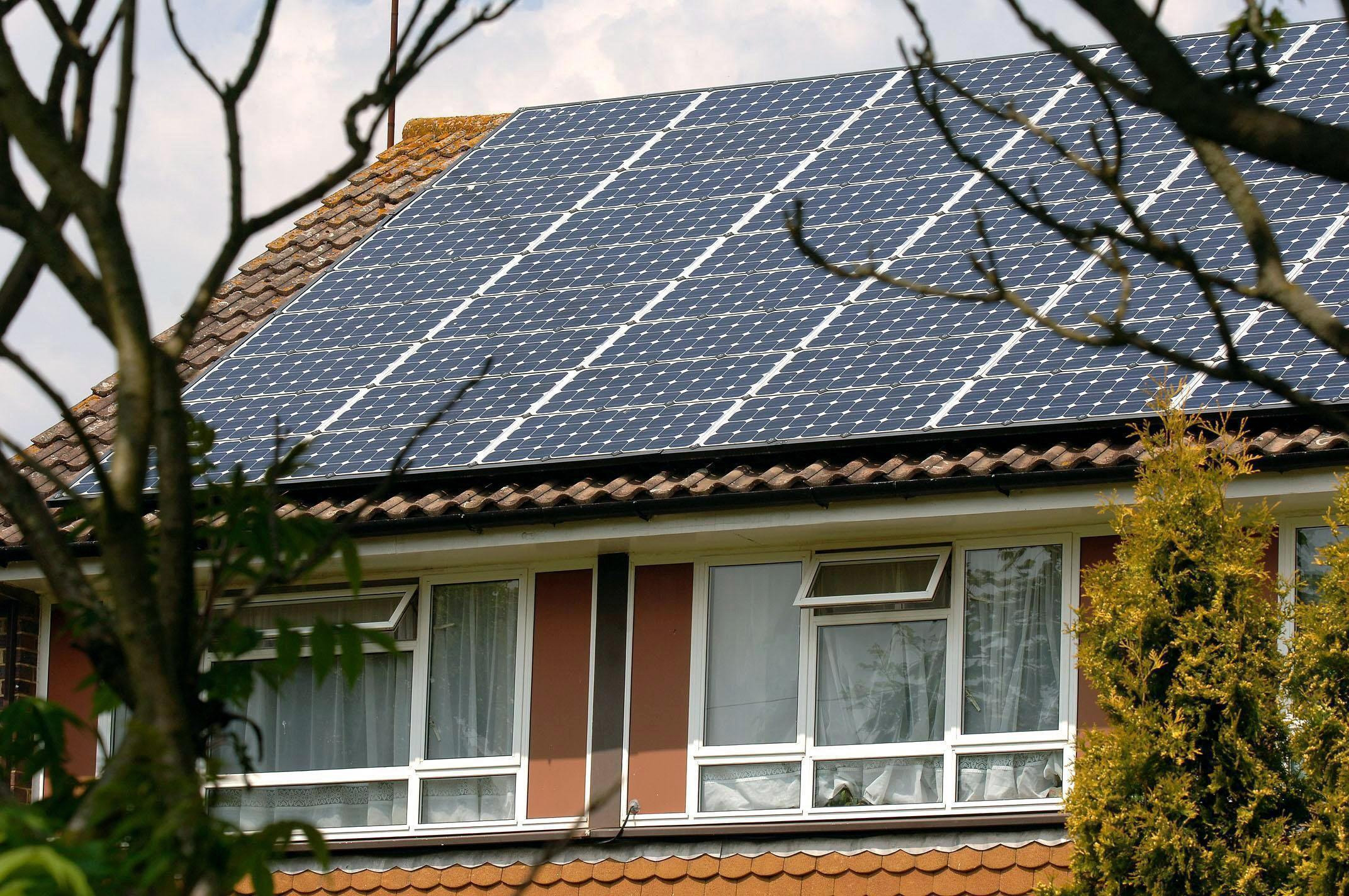 Homeowners warned of Green Deal scams