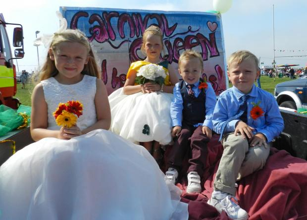 Penryn Carnival needs fairy queen and king