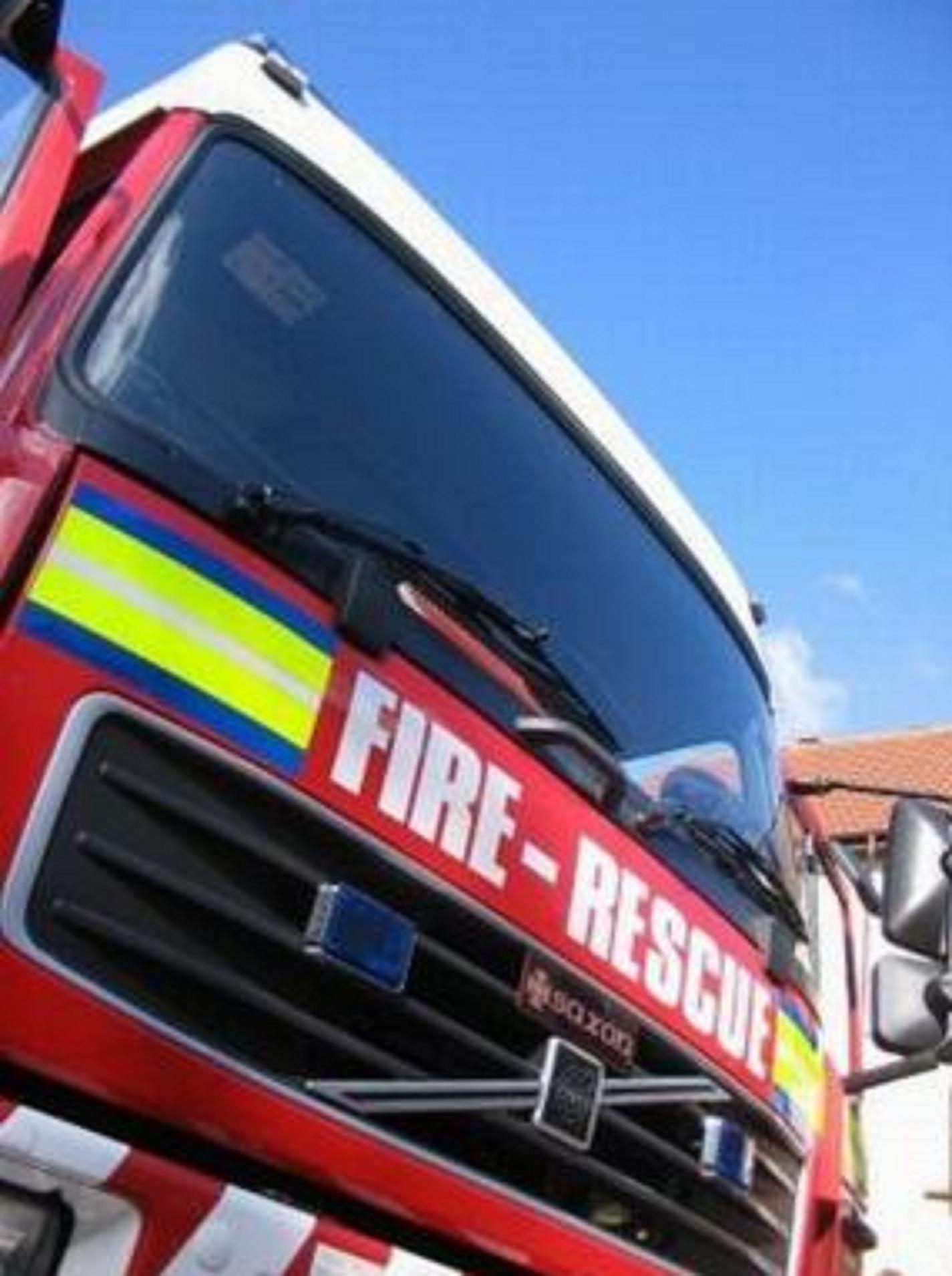 Fire at old people's home in Chard tackled