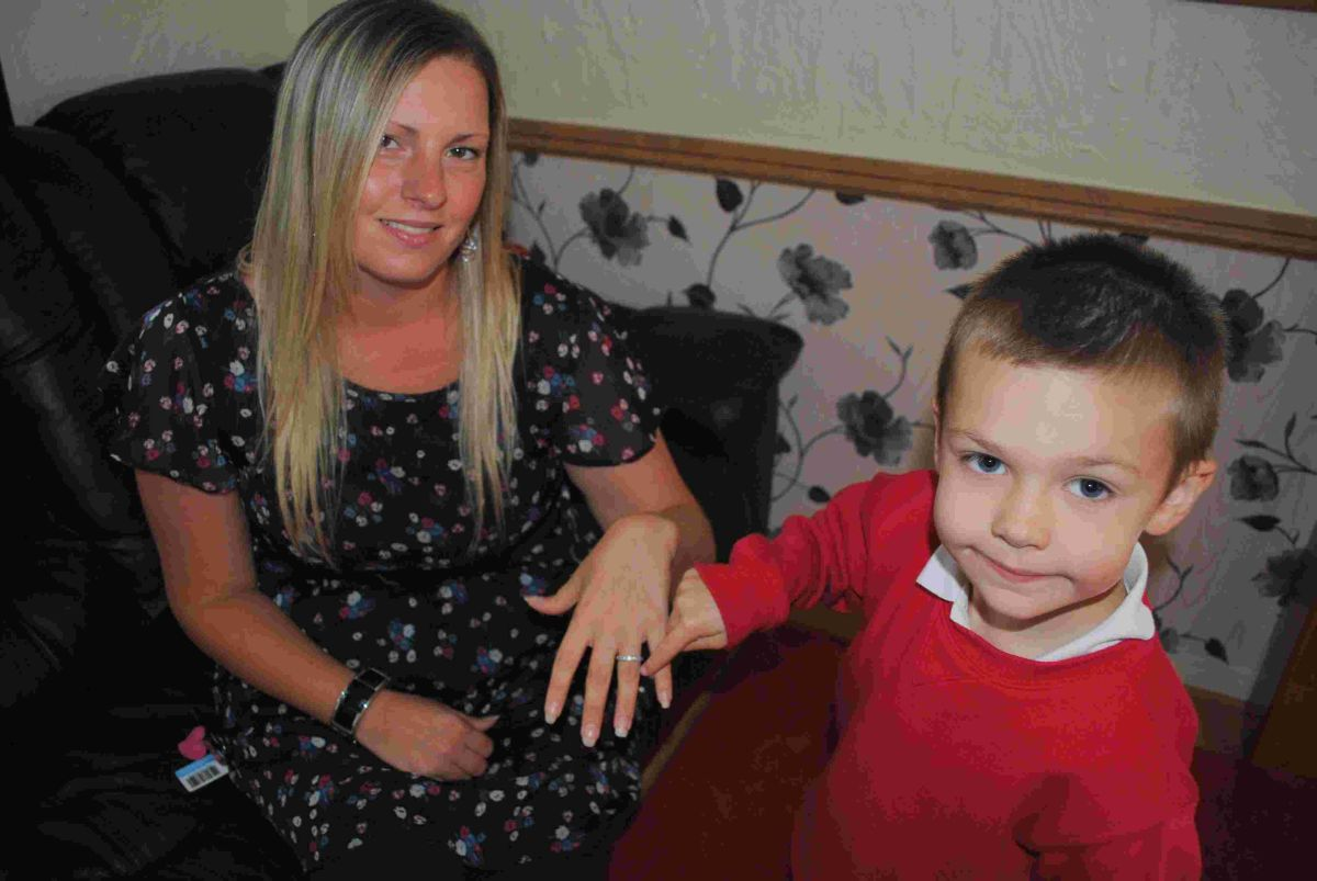 Falmouth four-year-old reunites wedding ring with owner
