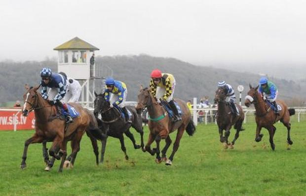 HORSE RACING: Taunton race again tomorrow