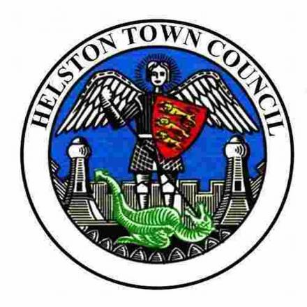 Helston Town Council meeting... to discuss whether they have to many meetings
