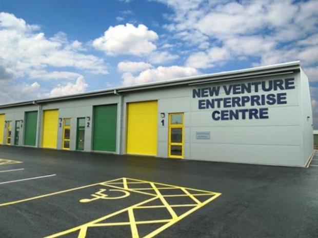 This is what the enterprise centre could look like.