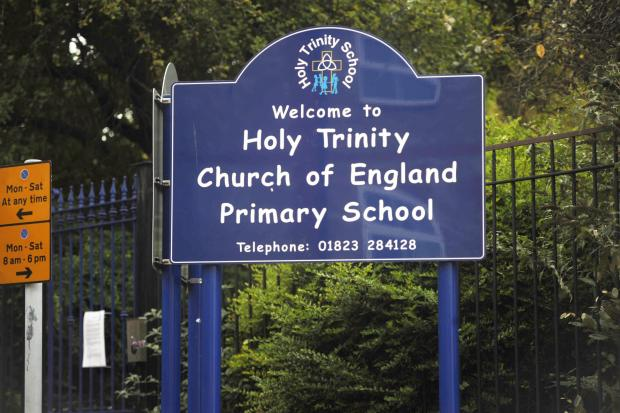 This is The West Country: £1million to build new classrooms at Taunton's Holy Trinity School