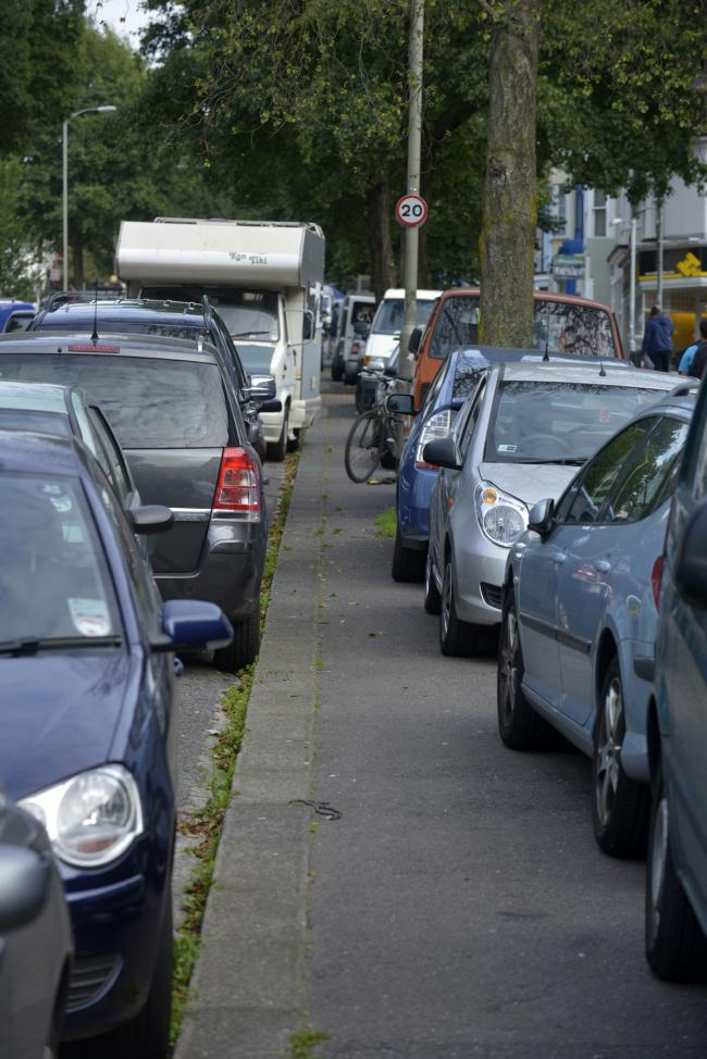 Devon County Council calls for pavement parking powers