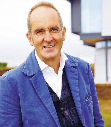 SAW patron, Kevin McCloud, has described Somerset Art Weeks as 'invaluable' for the county's creatives.