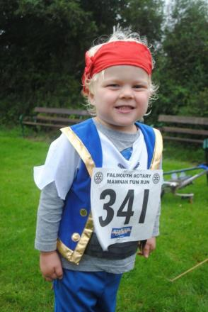Apply now for share of Mawnan Fun Run funds
