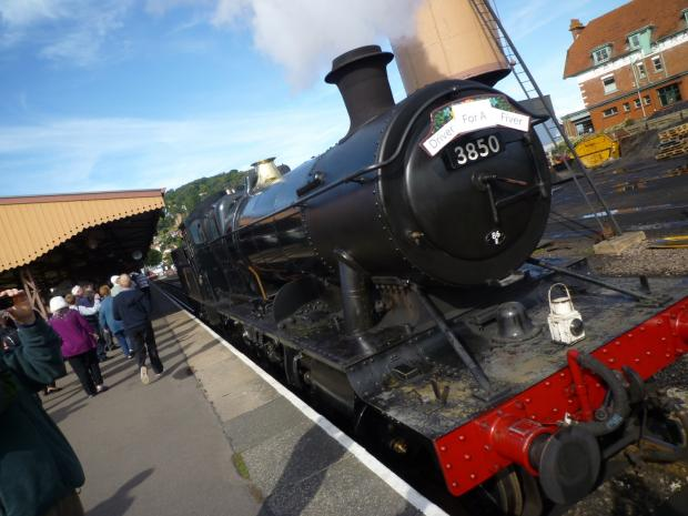 Council in West Somerset Railway sale u-turn