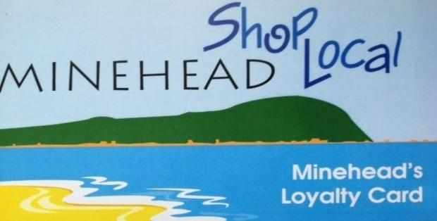 This is The West Country: SHOPPERS will be rewarded for shopping in Minehead and Alcombe. PHOTO: Submitted.