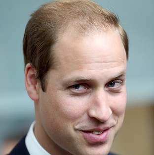The Duke of Cambridge will preside over his first investiture ceremony.