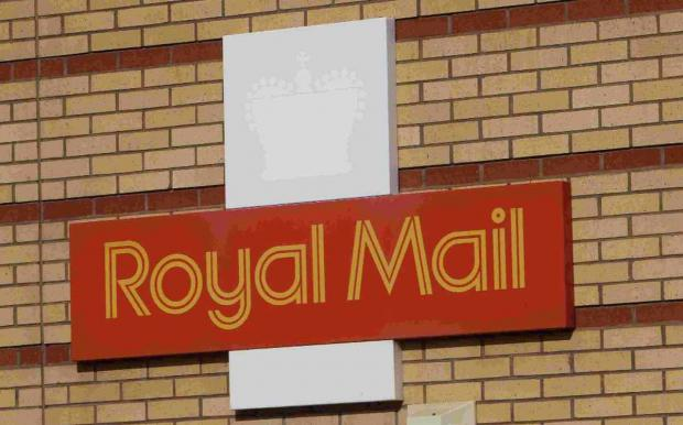 Changes to Royal Mail delivery route in Tiverton