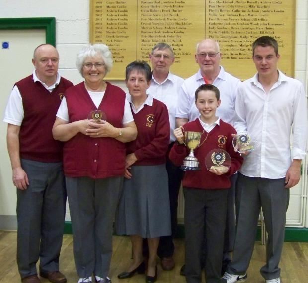 This is The West Country: BOWLS: Kingscliffe back to winning ways