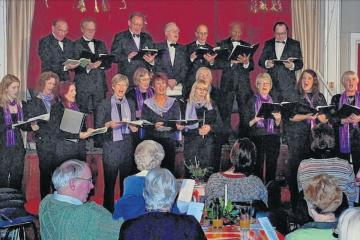 Operatic society returns to Tiverton