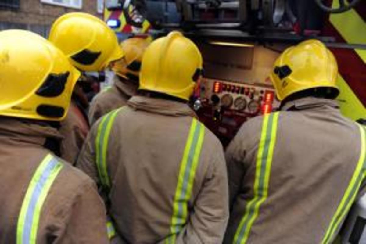 Somerset firefighters to strike over pension dispute