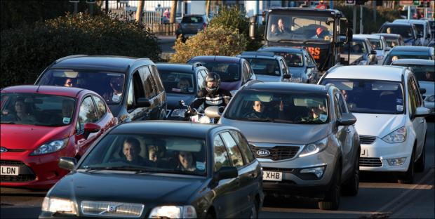 This is The West Country: Call for A39 road changes after crash causes gridlock