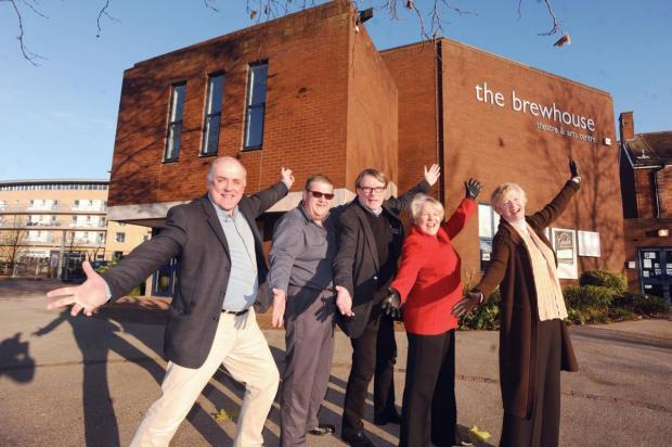 Brewhouse Theatre set to open in six weeks