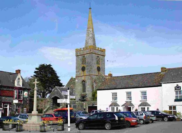 Plea for help over £50k rebuild of St Keverne Parish Hall