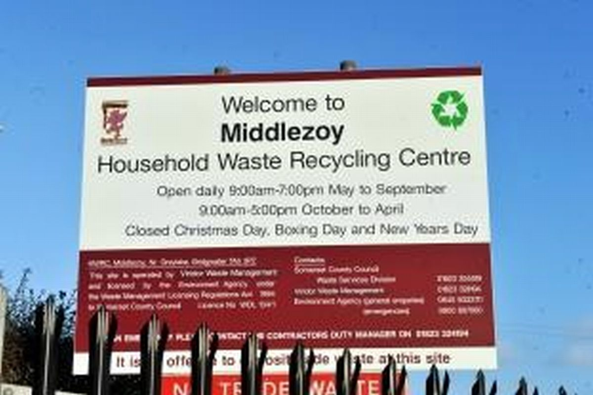 Middlezoy Recycling