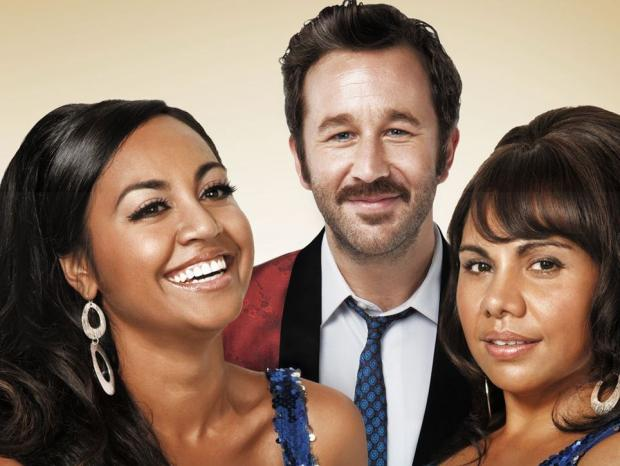 THE Sapphires starring Irish actor Chris O'Dowd.
